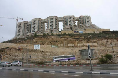 Holy Land Towers